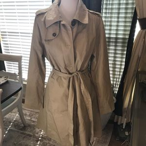 Jackets & Blazers - Rarely worn trench coat